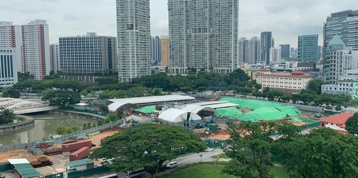 Residents Near Former Kallang Gasworks Complain Of Foul Smell, Noise From Treatment Works